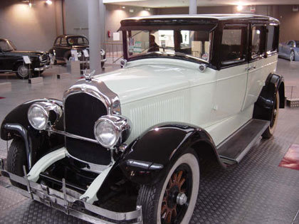 1927 Chrysler Imperial Serie 80