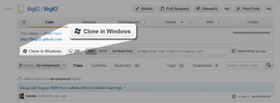 Cliente oficial de GitHub para Windows