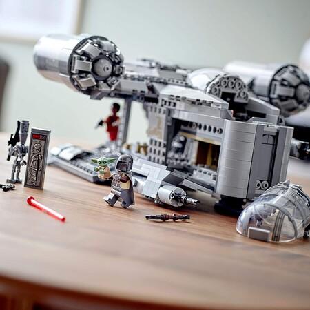 Compra set de LEGO de Star Wars Mandalorian en Amazon México