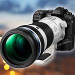 Olympus se reivindica anunciando nuevas ópticas en desarrollo y OM-D Webcam Beta, la aplicación para usar sus cámaras como webcam