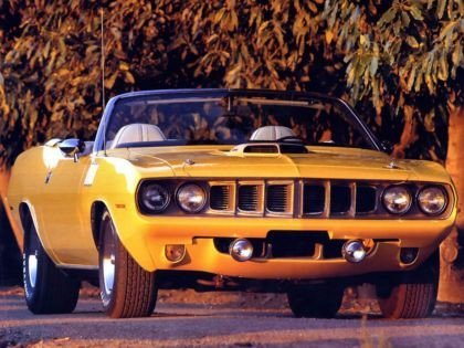 Top 10 Muscle Cars