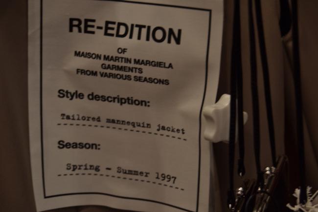 reedición Maison Martin Margiela para HM