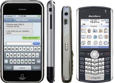 Apple adelanta a Microsoft en teléfonos inteligentes