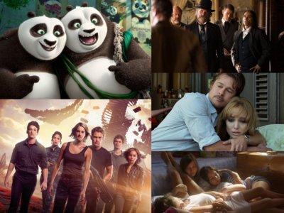 Estrenos de cine | Pandas, caníbales, divergentes, matrimonios y opresión islámica