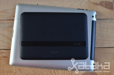 Kindle Fire HD análisis sobre ipad 3