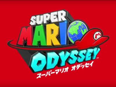 Super Mario Odyssey, la nueva gran aventura del fontanero más famoso del mundo llegará en exclusiva a Nintendo Switch