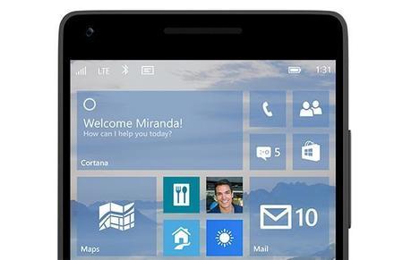 Nuevas (y muchas) imágenes de Windows 10 para móviles aparecen en la red
