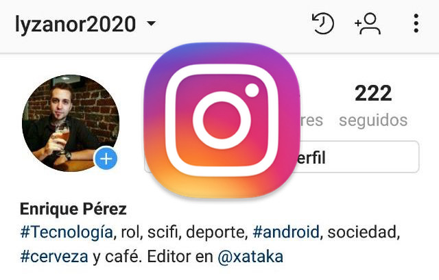 Hashtags Enlaces Instagram