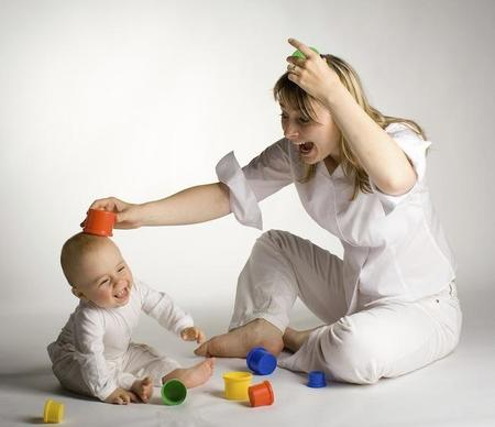 jugar con niños