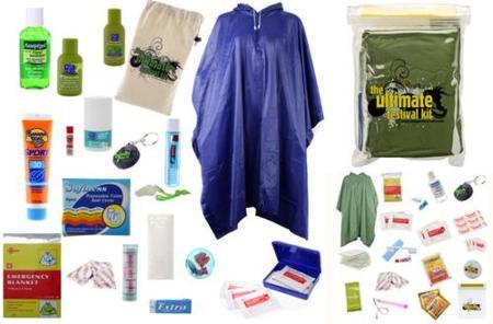 Ultimate Festival Kit, todo para los festivales