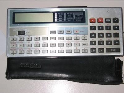 Casio PB-100: especial ordenadores desconocidos