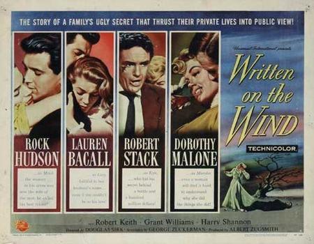 Añorando estrenos: 'Escrito sobre el viento' de Douglas Sirk