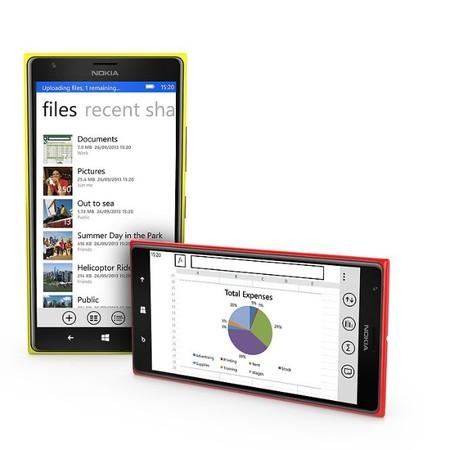 Lumia y Office