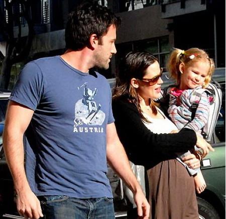 Ben Affleck y Jennifer Garner, papás de nuevo