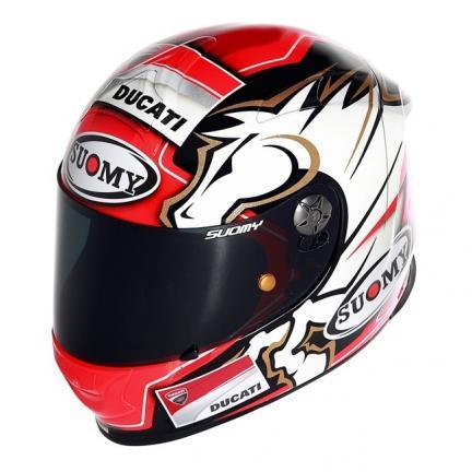 Suomy SR-Sport réplica Andrea Dovizioso