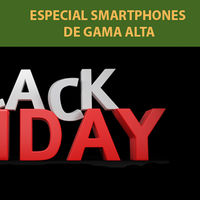 Las mejores ofertas del Black Friday en smartphones de gama alta