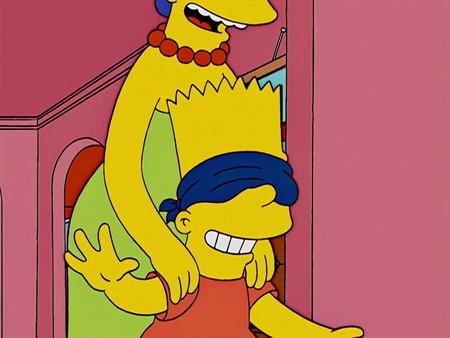 Con cuatro escenas de 'Los Simpson' puedes resumir cualquier película de Hollywood