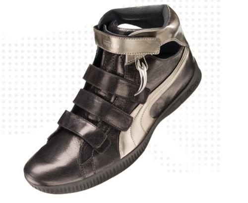 Foto de Alexander McQueen y sus zapatillas para Puma Otoño-Invierno 2009/2010 (5/9)