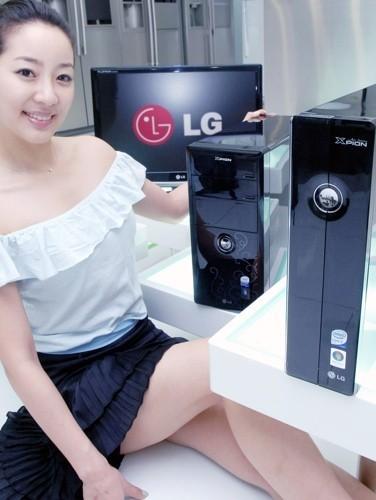 LG XPION R10MP y S10MP, ordenadores de diseño