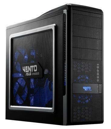 Asus Vento TA-M2, una caja bien ventilada
