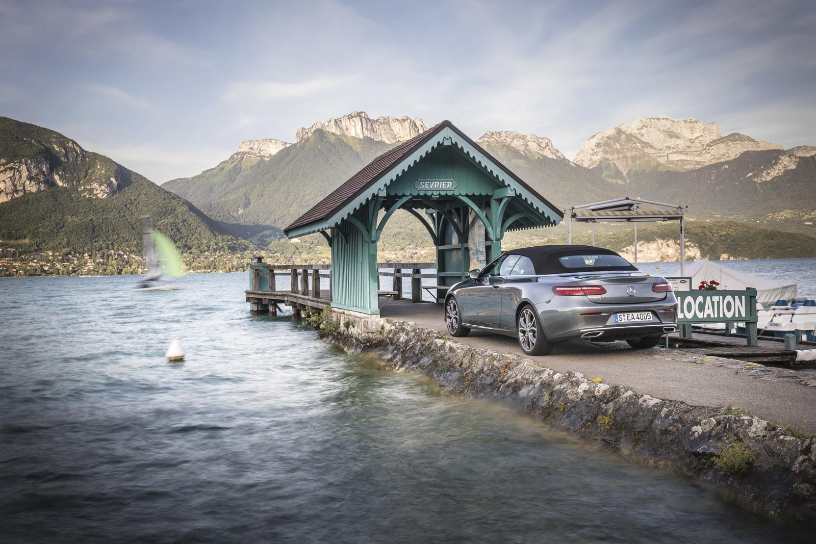 Foto de Mercedes-Benz Clase E Cabrio, toma de contacto (22/156)