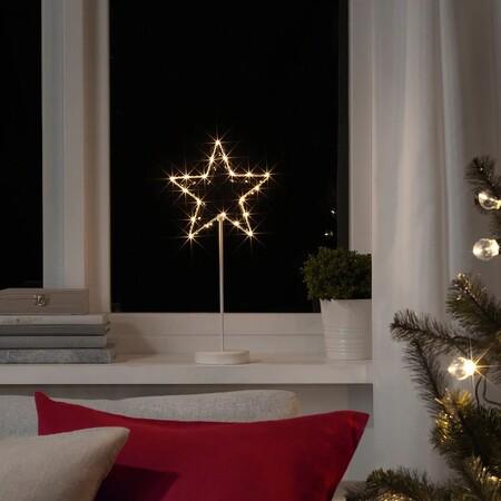 Strala Adorno Mesa Led Pilas Estrella 0884343 Pe718708 S5