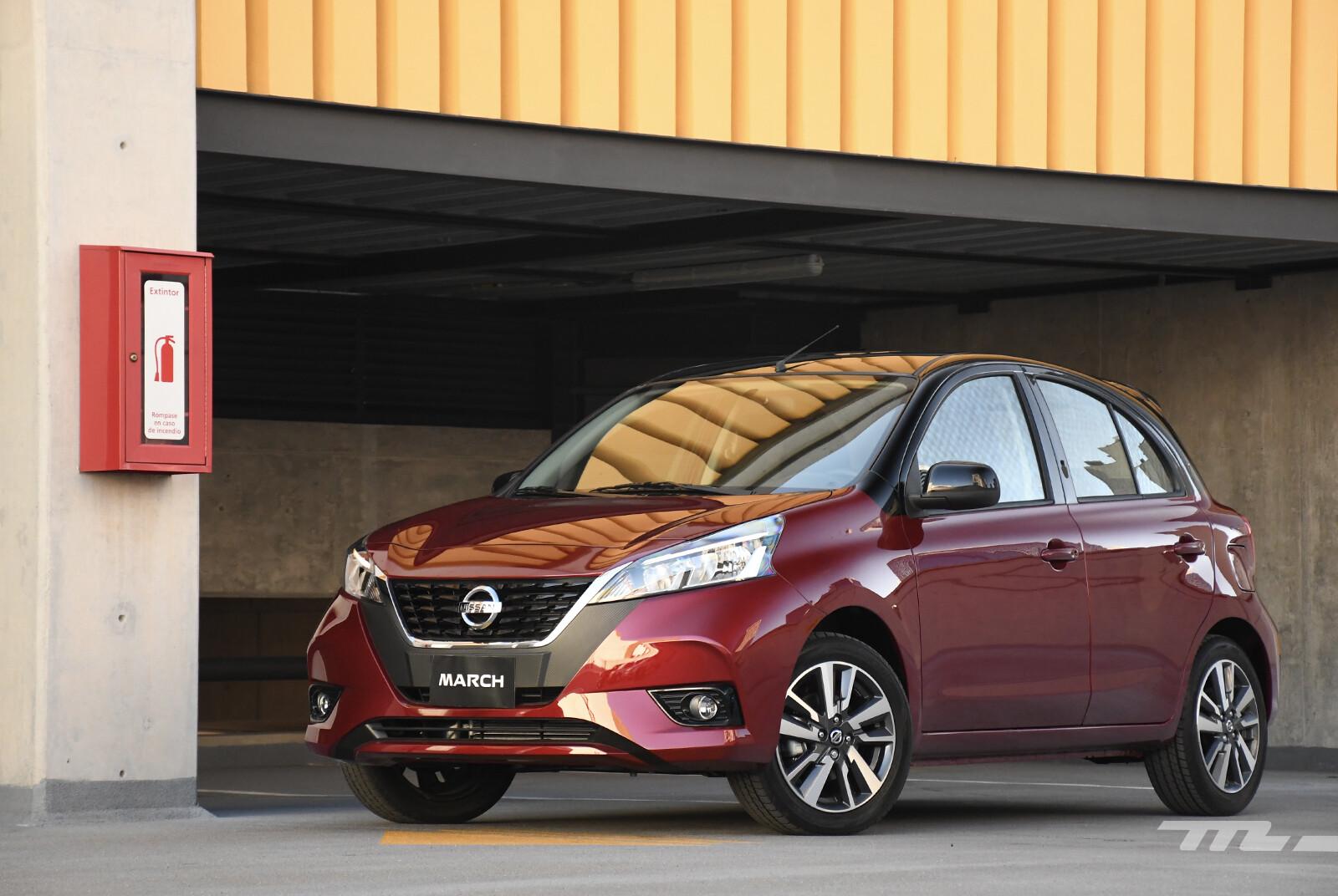 Foto de Nissan March 2021 (prueba) (14/34)