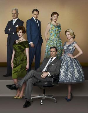 La segunda temporada de Mad Men, el sábado en Canal+