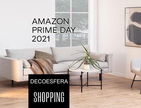 Amazon Prime Day 2021: las mejores ofertas en muebles y decoración