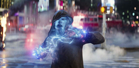 Cómic en cine: 'The Amazing Spider-man: El poder de Electro', de Marc Webb