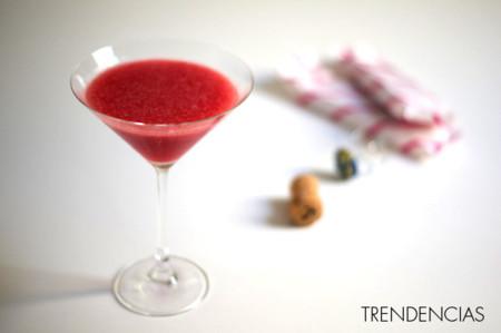 Sorbete de fresa y sandía - 3