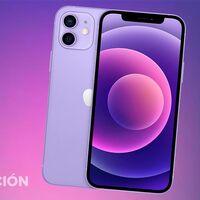 En color púrpura y con 128 GB, el iPhone 12 más barato te espera en tuimeilibre: lo tienes por 769 euros con 190 de ahorro