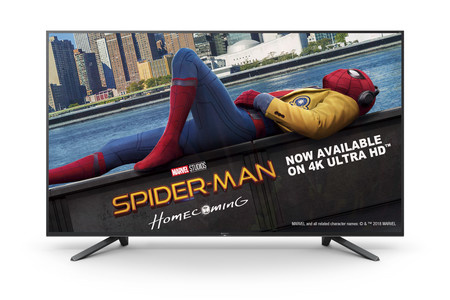 Sony Z9f Spiderman