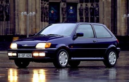 L Ford Fiesta Xr2i 3