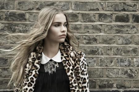zara trf otoño 2013 leopardo