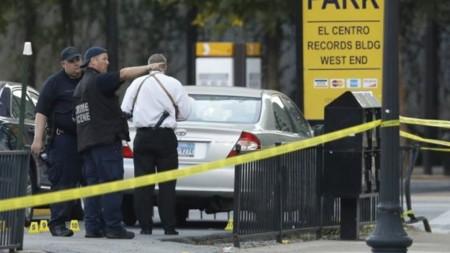 La Policía de Dallas utilizó un robot para matar al supuesto autor del tiroteo
