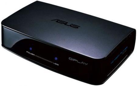 Asus O!Play HDP-R1 HD convierte un disco duro en reproductor de alta definición
