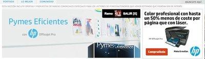 Presentamos el Espacio Pymes HP, con consejos sobre productos de impresión