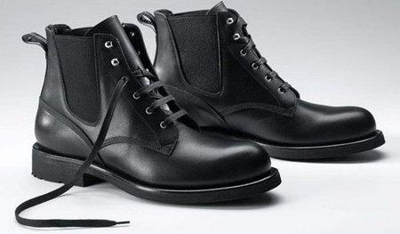 1853, la nueva línea de calzado de Levi's