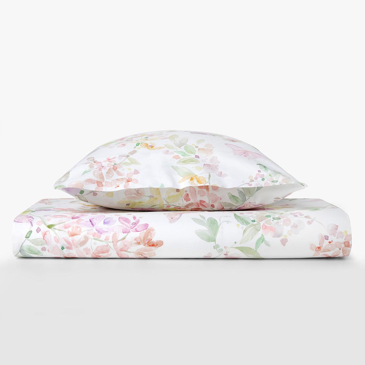 Juego de sábanas algodón sostenible Florecer El Corte Inglés