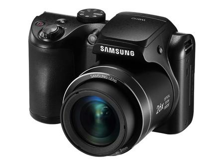 Samsung WB110, otra cámara compacta de los surcoreanos con gran lente