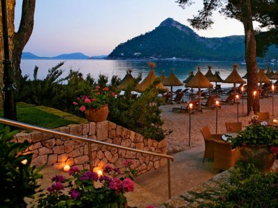 Siete hoteles de playa en España