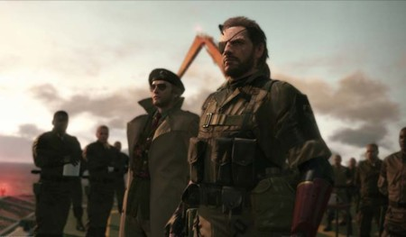 MSG V: The Phantom Pain para PC llegará el mismo día que en consolas y Metal Gear Online sufre un retraso