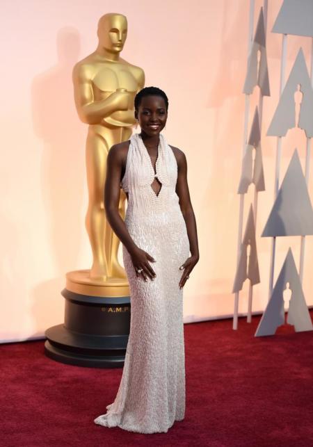 Lupita Oscars 2015 1