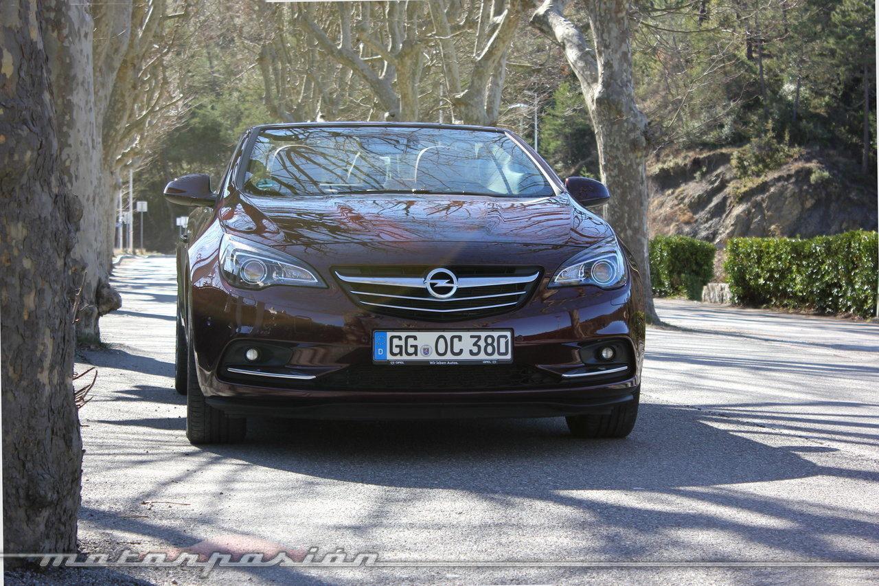 Opel Cabrio 2013 (presentación)