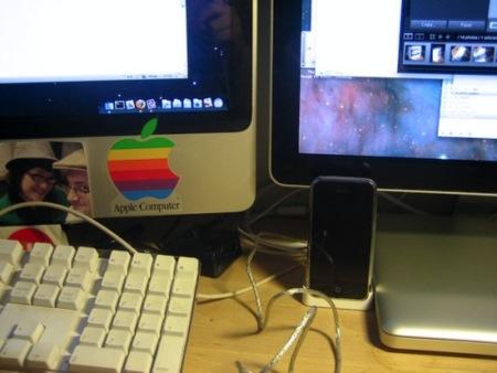 imac led cinema display apple