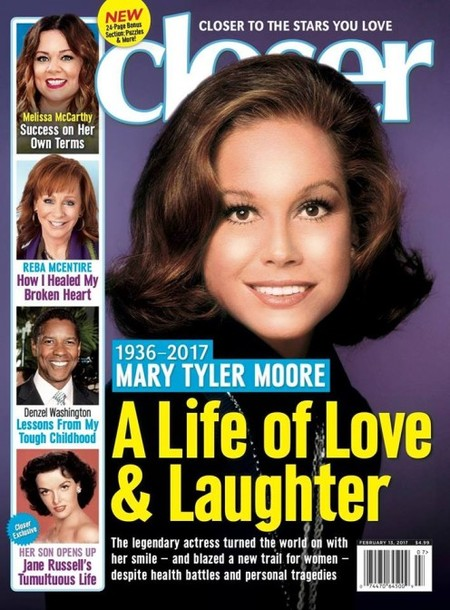 El adiós a Mary Tyler Moore