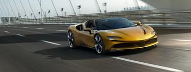 Ferrari SF90 Spider, el superdeportivo de 1,000 hp que te despeinará con mucha clase a cambio de 11.5 MDP