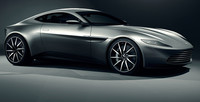 Aston Martin DB10, nuevo coche de James Bond