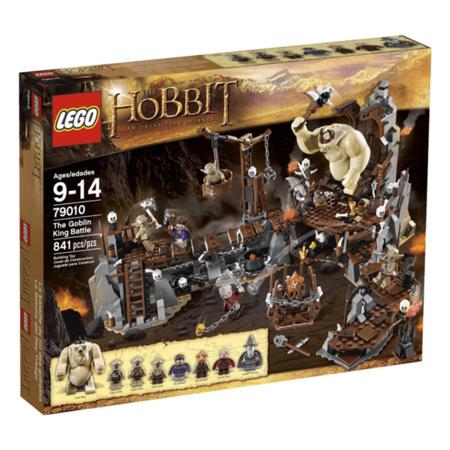 El Hobbit más esperado del año ya está en LEGO